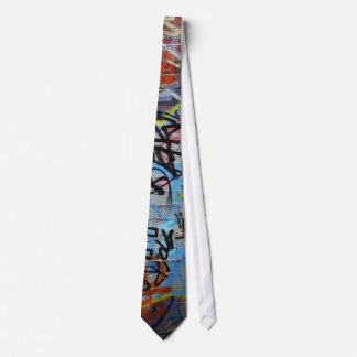 Town tag - neck tie