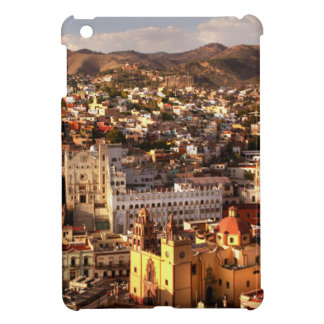 Town View From Above iPad Mini Covers