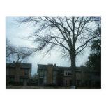 Townhomes (Postcard)