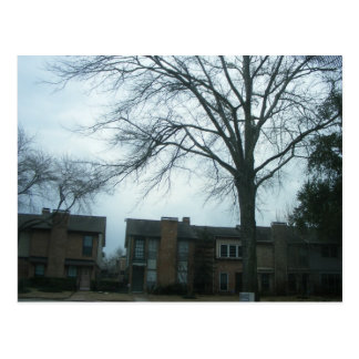 Townhomes (Postcard) Postcard