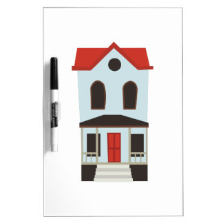Townhouse Dry-Erase Board
