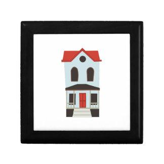 Townhouse Jewelry Box