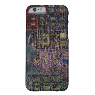 Townhouses Barely There iPhone 6 Case