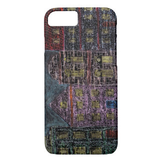 Townhouses iPhone 7 Case