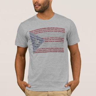 Towns of PuertoRico T-Shirt