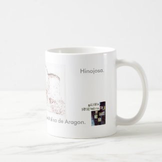 Towns of the Manorialism of Oil mill of Aragon, 1. Coffee Mug