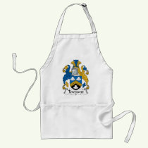 Townsend Family Crest Apron