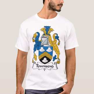 Townsend Family Crest T-Shirt