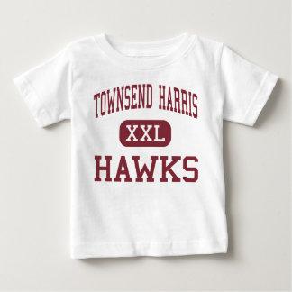 Townsend Harris - Hawks - High - Flushing New York T Shirt