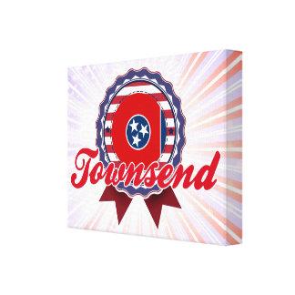 Townsend, TN Impresiones En Lona Estiradas
