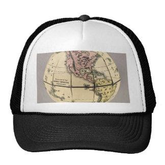 Townsend's Patent Folding Globe Trucker Hat
