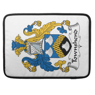 Townshend Family Crest MacBook Pro Sleeve