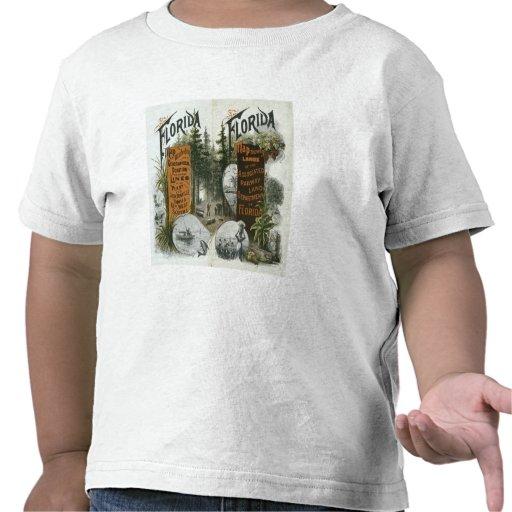 Township Map, Florida Shirts