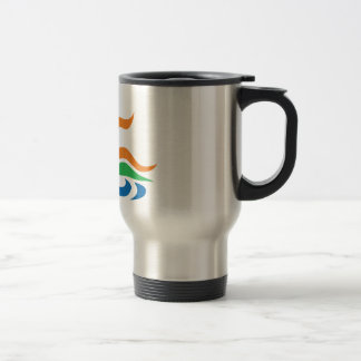 Townshippers' 15 Oz Stainless Steel Travel Mug