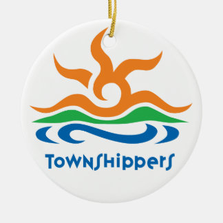Townshippers' ornament