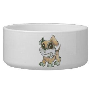 TOWT - Mascot Dog Food Bowl