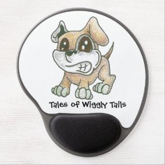 TOWT - Perro de la mascota - cojín de ratón Alfombrilla De Raton Con Gel