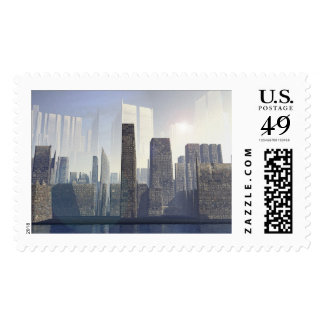Towtown East Postage