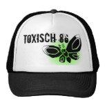 TOXIC 86- German toxic moth Mesh Hats