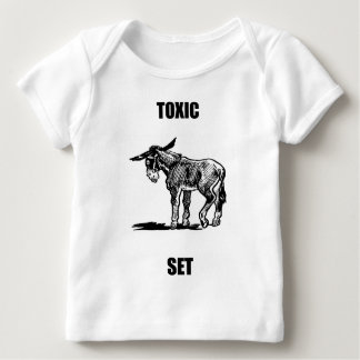 Toxic asset baby T-Shirt