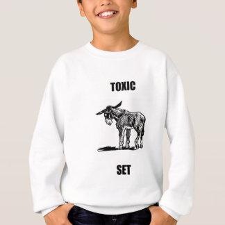Toxic asset sweatshirt