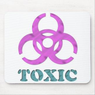 toxic bio mouse pad
