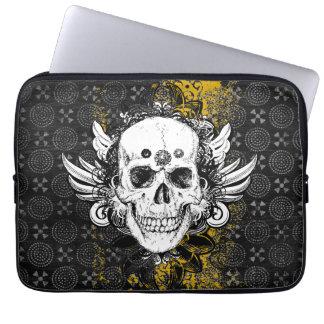 Toxic Bones Laptop Sleeve