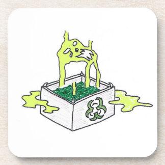 Toxic box coaster