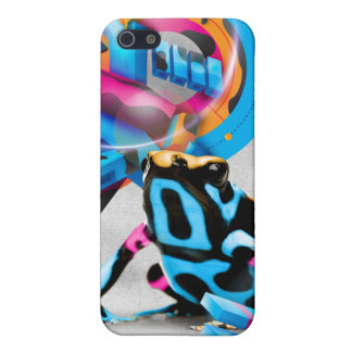 Toxic Camouflage Covers For iPhone 5