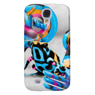 Toxic Camouflage Samsung Galaxy S4 Case