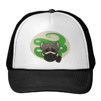 Toxic Coon Trucker Hat