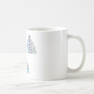 Toxic Cyberpunk Hacker Coffee Mug
