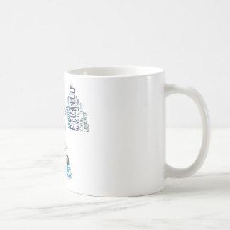Toxic Cyberpunk Hacker Coffee Mugs