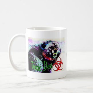 Toxic Dog  Big Bad Wolf Coffee Mugs