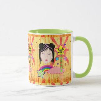 Toxic girl mug