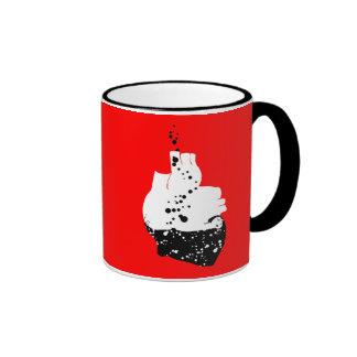 toxic heart ringer mug