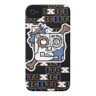 Toxic iPhone 4 Case-Mate Cases