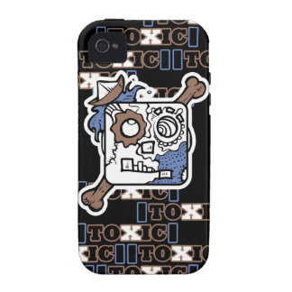 Toxic iPhone 4 Covers