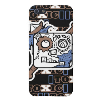 Toxic iPhone 5/5S Covers