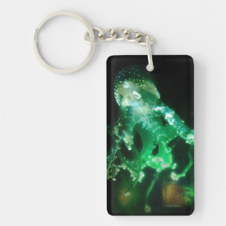 Toxic Jelly Fish Keychain