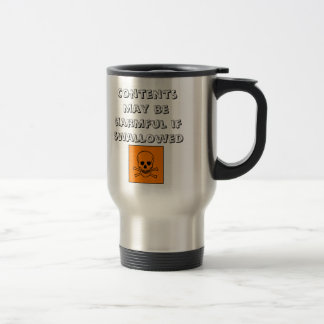 Toxic Koffee Travel Mug