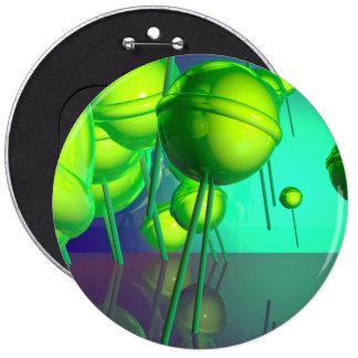 Toxic Lollipop Button
