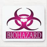 Toxic Love Mousepads