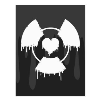 _toxic love post cards