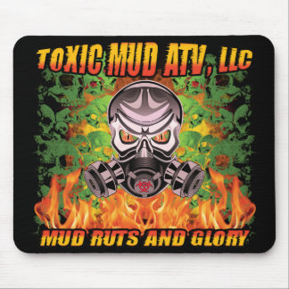 Toxic Mouse pad
