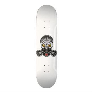 Toxic Mud Skateboard