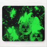 toxic pixies mousepads