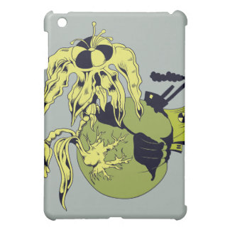 toxic planet cover for the iPad mini