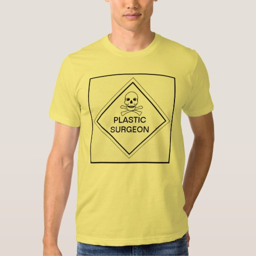 TOXIC PLASTIC SURGEON T-SHIRT