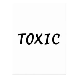 Toxic Postcards